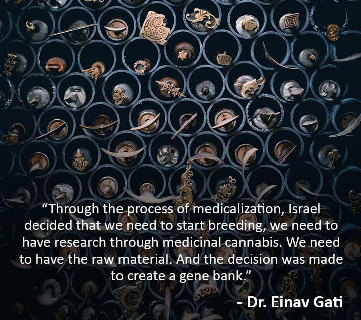 Ep. 368: Dr. Einav Gati, Volcani Institute Israel