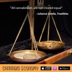Ep. 377: Julianna Carella, Treatibles