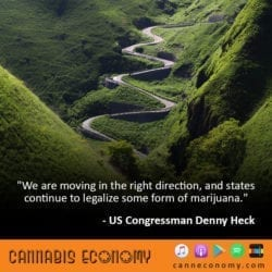 Ep. 401: US Congressman Denny Heck
