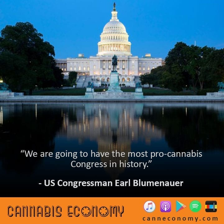 Ep. 396: Congressman Earl Blumenauer