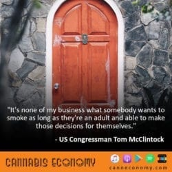 Ep. 400: US Congressman Tom McClintock