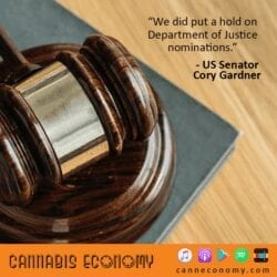 Ep. 405: US Senator Cory Gardner