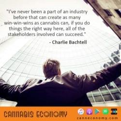 Ep. 418: Charlie Bachtell, Cresco Labs