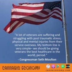 Ep. 415: US Congressman Seth Moulton
