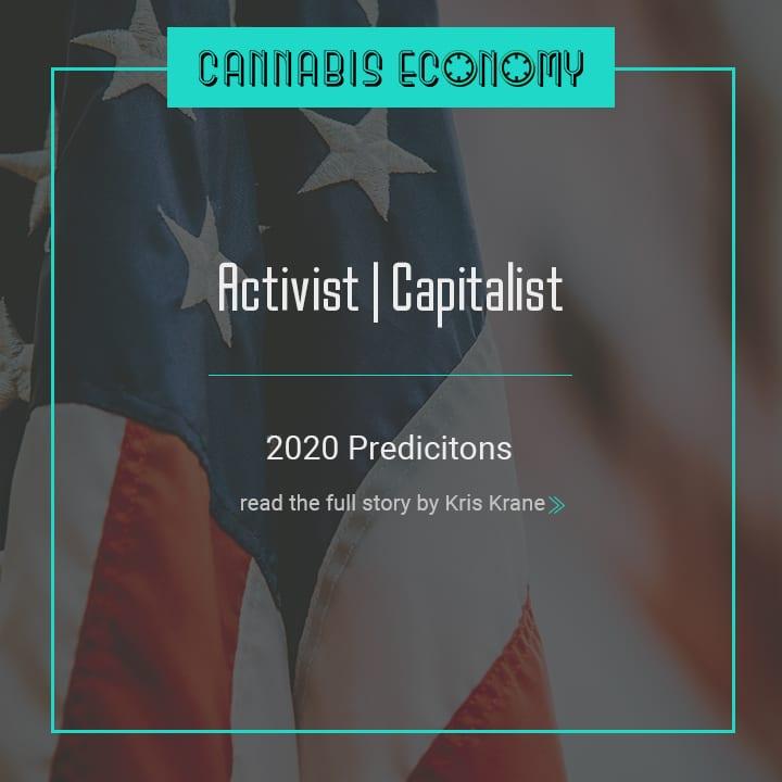 2020 Predictions - Cannabis Economy